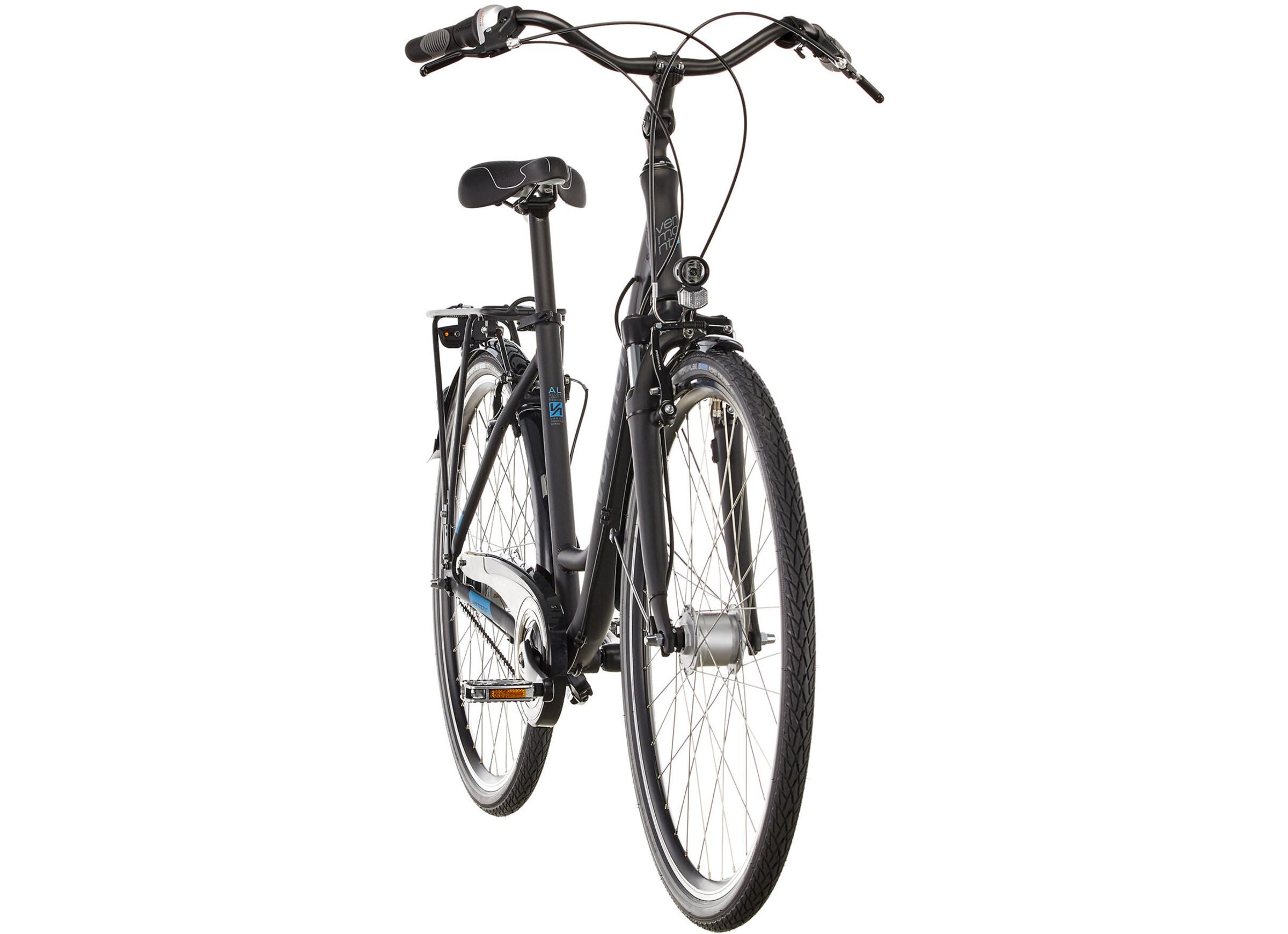 Vermont Jersey 8 - Bicicleta urbana - 28 negro   Bikester.es
